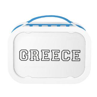 Greece Lunch Box