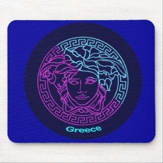 Greece Medusa Mousepad