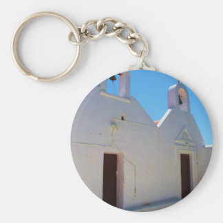 Greece - Mykonos Keychain