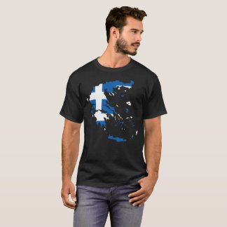Greece Nation T-Shirt