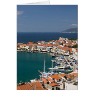 GREECE, Northeastern Aegean Islands, SAMOS, 3 Card
