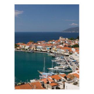 GREECE, Northeastern Aegean Islands, SAMOS, 3 Postcard