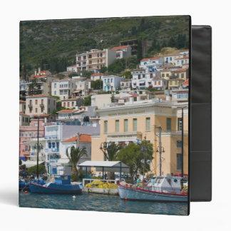 GREECE, Northeastern Aegean Islands, SAMOS, Vinyl Binders