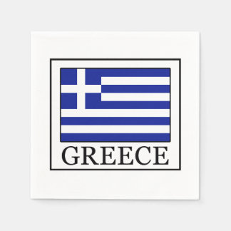 Greece Paper Napkins