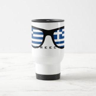 Greece Shades custom mugs