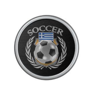 Greece Soccer 2016 Fan Gear Bluetooth Speaker