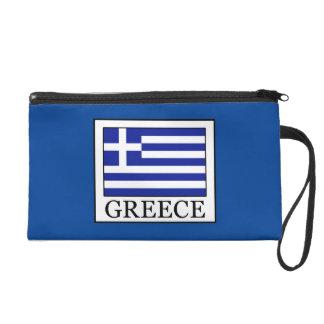 Greece Wristlet Clutch