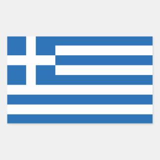 Greece's Flag Sticker