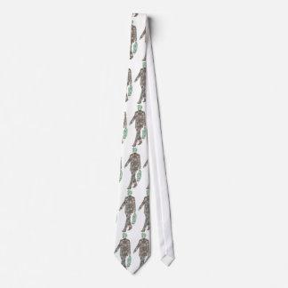 Greedwalker Tie