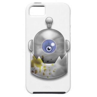 Greedy Robot Logo iPhone 5 Case