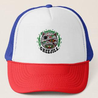 GREEJILL Mesh cap