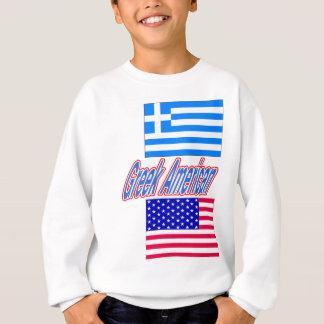 Greek American merchandise Sweatshirt