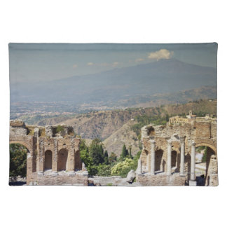 Greek Amphitheatre Placemat