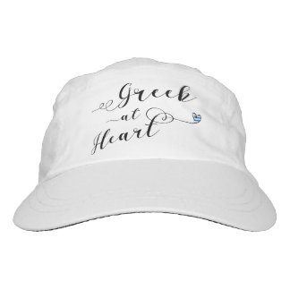 Greek At Heart Cap Hat, Greece