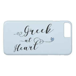 Greek At Heart Mobile Phone Case