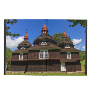 Greek catholic church, Nizny Komarnik, Slovakia Cover For iPad Air