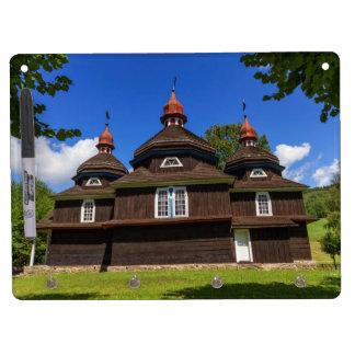 Greek catholic church, Nizny Komarnik, Slovakia Dry-Erase Whiteboards