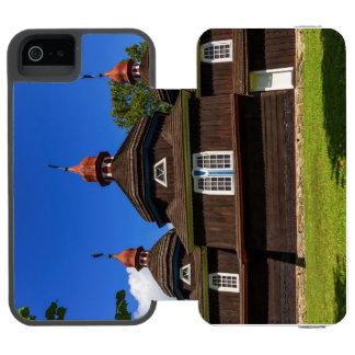 Greek catholic church, Nizny Komarnik, Slovakia Incipio Watson™ iPhone 5 Wallet Case