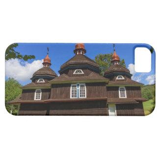 Greek catholic church, Nizny Komarnik, Slovakia iPhone 5 Case