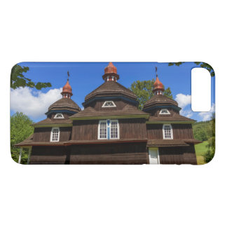 Greek catholic church, Nizny Komarnik, Slovakia iPhone 7 Plus Case