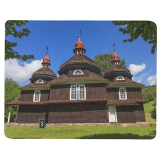 Greek catholic church, Nizny Komarnik, Slovakia Journal