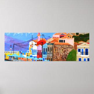 Greek Coast Value Poster Paper (Matte)