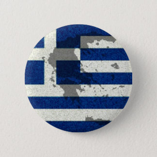 Greek flag/heritage button