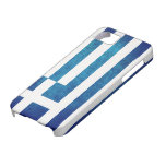 Greek Flag iPhone 5 Cases