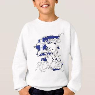 Greek Girls Rock! Sweatshirt