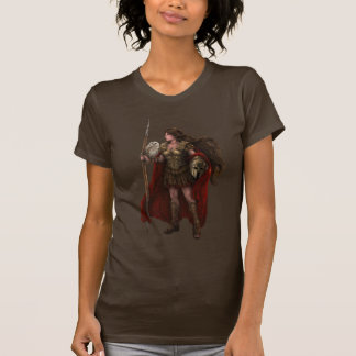 Greek Goddess Athena Art Shirt