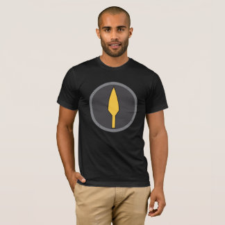 Greek Goddess: Athena Dark T-Shirt