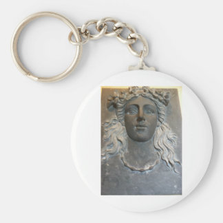Greek Goddess Key Chain