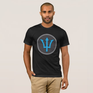Greek Gods: Poseidon Dark T-Shirt