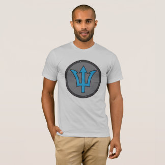 Greek Gods: Poseidon Light T-Shirt