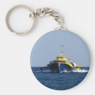 Greek Hydrofoil Key Chains