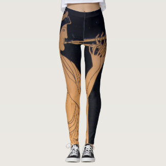 greek muse 1 leggings