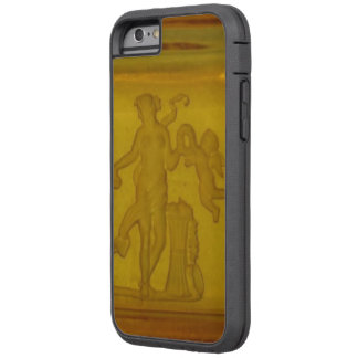 Greek Mytholgy Goddess cherub Tough iPhone 6 Case