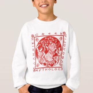 Greek Mythology - Red Sweatshirt