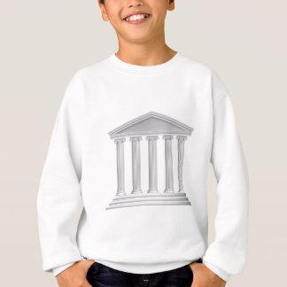Greek or Roman Temple Columns Sweatshirt