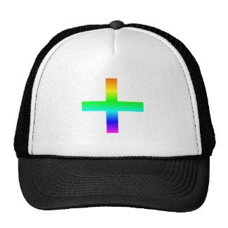 Greek Orthodox Cross Trucker Hat