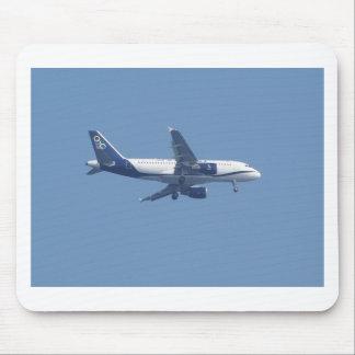 Greek Passenger Jet Mouse Pad