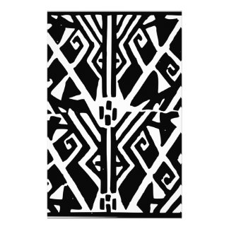 Greek Pattern Customized Stationery
