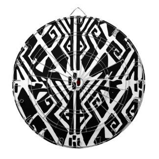 Greek Pattern Dartboard