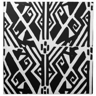 Greek Pattern Napkin
