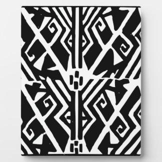 Greek Pattern Plaque