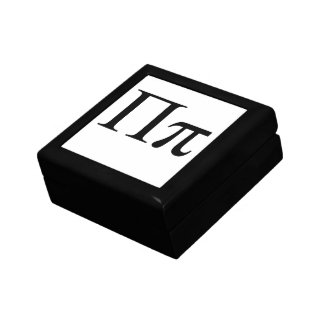 Greek PI Gift Box