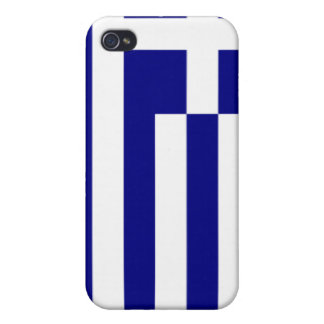 Greek pride iPhone 4/4S cover