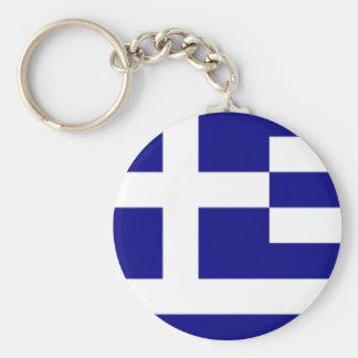 Greek pride keychains