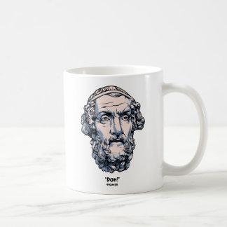 Greek Quotes -Homer Coffee Mug