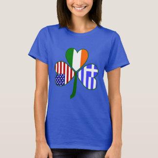 Greek Shamrock T-Shirt